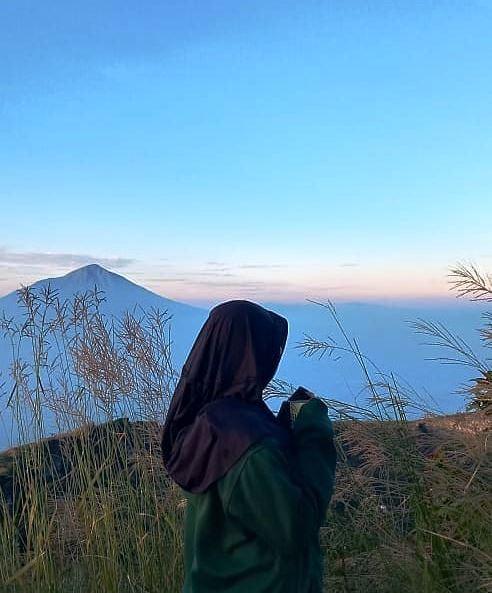 Wisata Gunung Guntur di Garut Jawa Barat